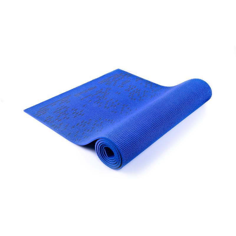 SPOKEY - LIGHTMAT II podložka na cvičení_modrá 6 mm