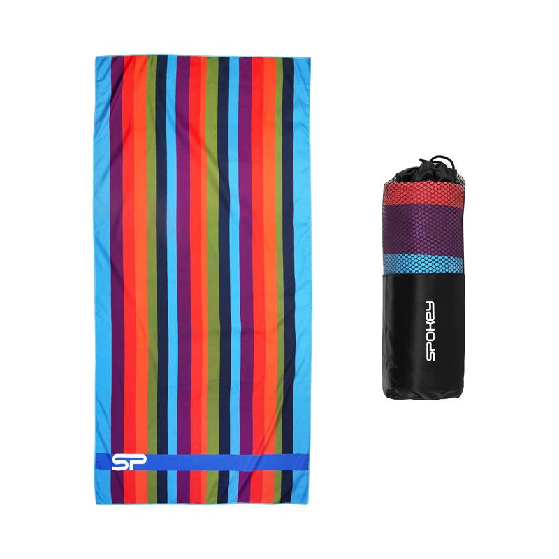 SPOKEY - MARSALA Rychleschnoucí plážový ručník 80x160cm