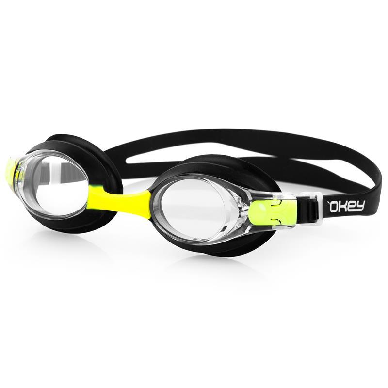 SPOKEY - MELLON Dětské plavecké brýle černé