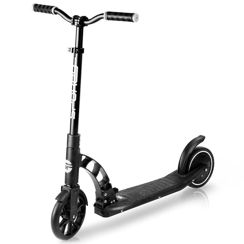SPOKEY - Spokey MOBIUS Elektrická koloběžka černá, kolečka 8', do 100 kg