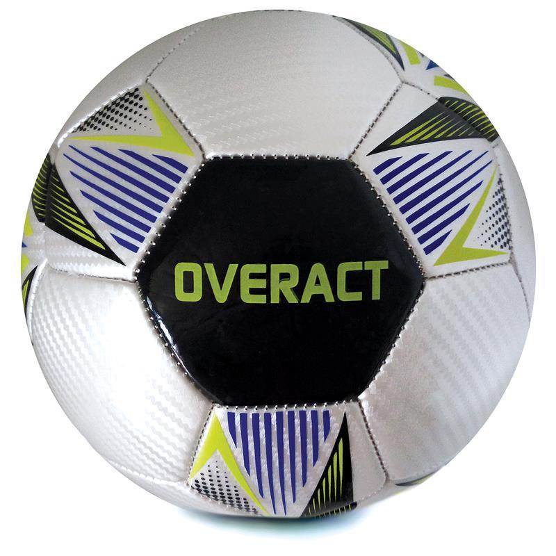 ba4faed51f0e1 SPOKEY - OVERACT fotbalový míč vel. 5, čierny