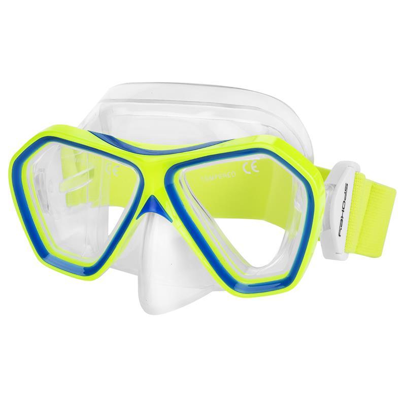 SPOKEY - PERCH JR Juniorská maska pro potápění