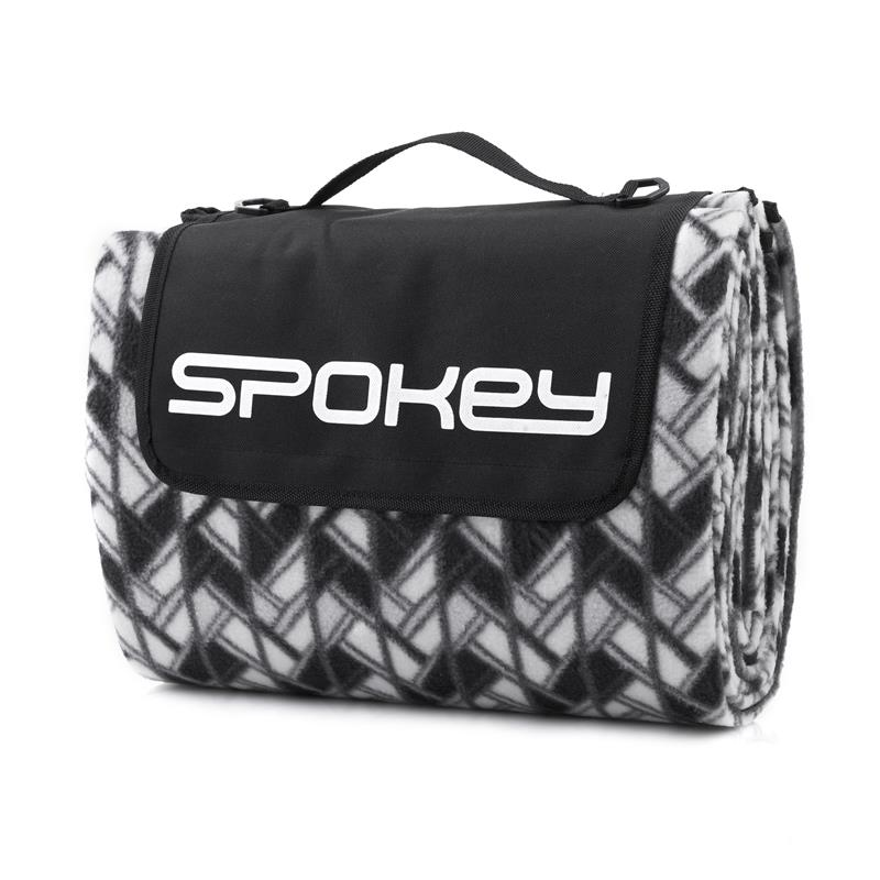 SPOKEY - PICNIC ETNO Pikniková deka s popruhem, 180x210 cm