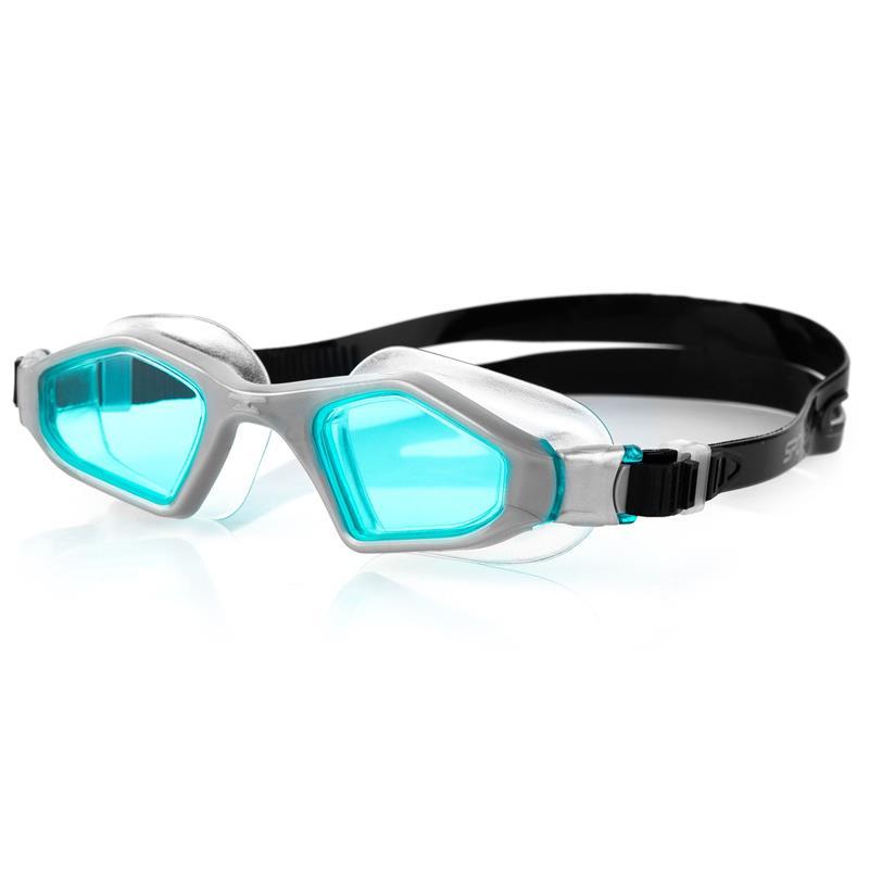 SPOKEY - RAMB Plavecké brýle, stříbrné