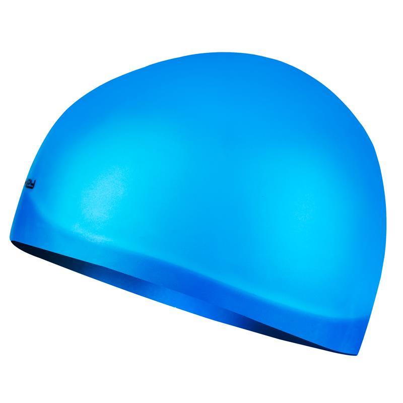 SPOKEY - SEAGULL Plavecká čepice modrá
