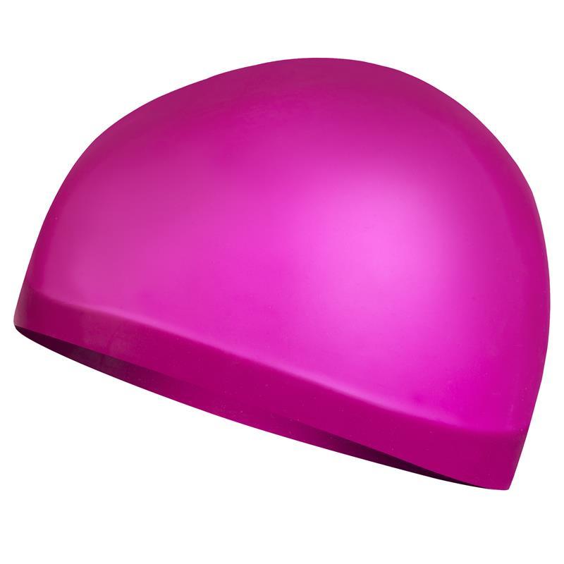SPOKEY - SEAGULL Plavecká čepice růžová
