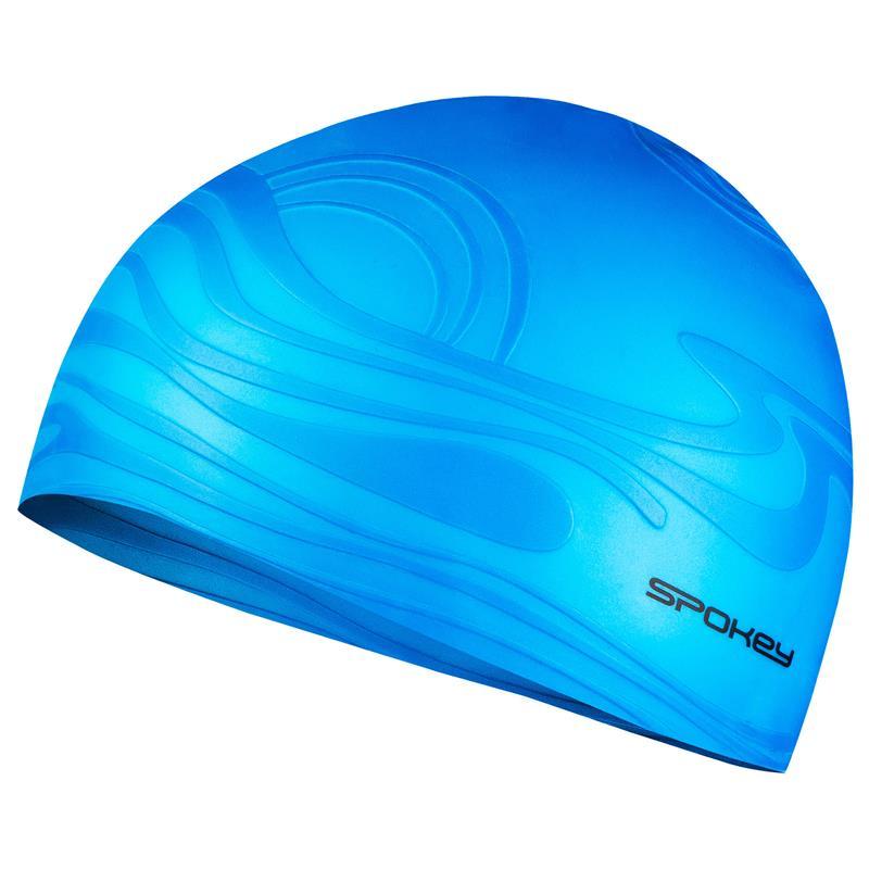 SPOKEY - SHOAL-Plavecká čepice modrá