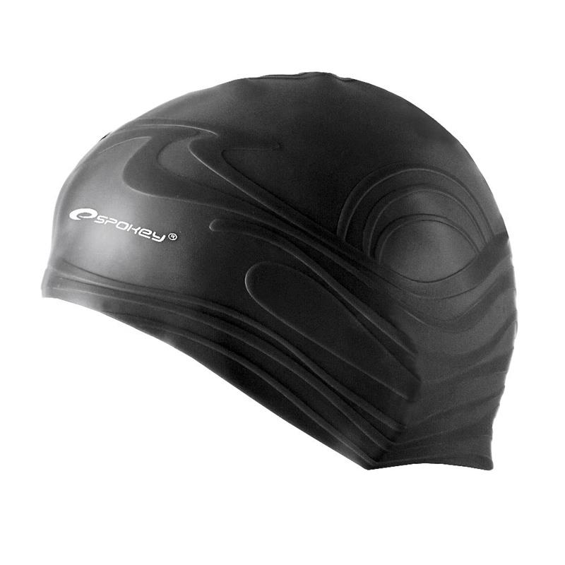 SPOKEY - SHOAL-Plavecká čepice černá