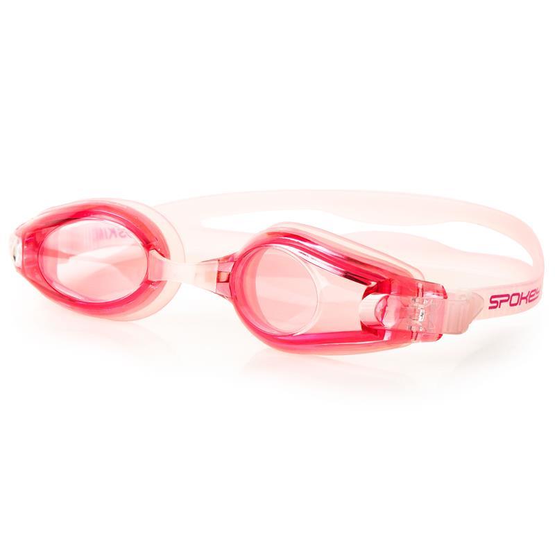 SPOKEY - SKIMO Plavecké brýle, růžové