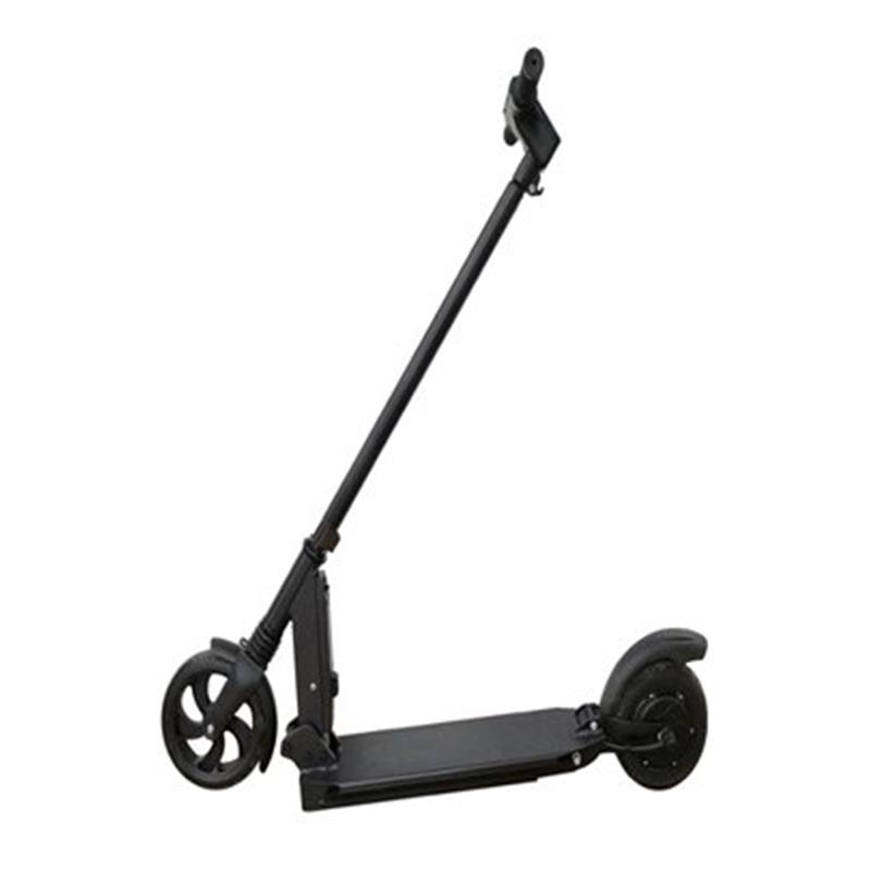 SPOKEY - Spokey SMART Elektrická koloběžka černá, kolečka 8', do 100 kg
