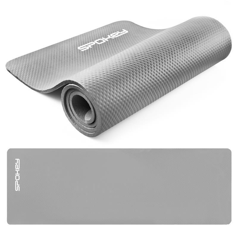 SPOKEY - SOFTMAT podložka na cvičení zelená