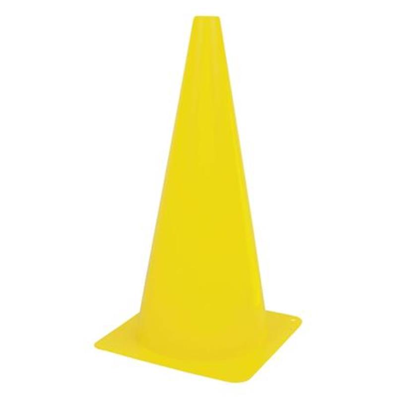 SPOKEY - STICKI-Kužel žlutý 1ks, 38 cm