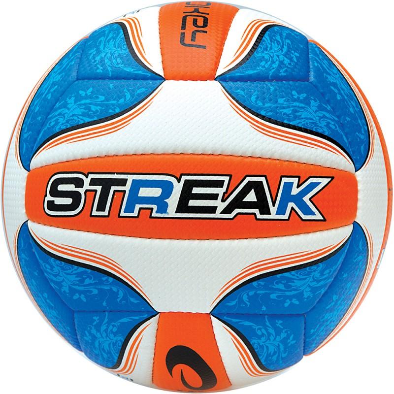 SPOKEY - STREAK II Volejbalový míč modrá č.5