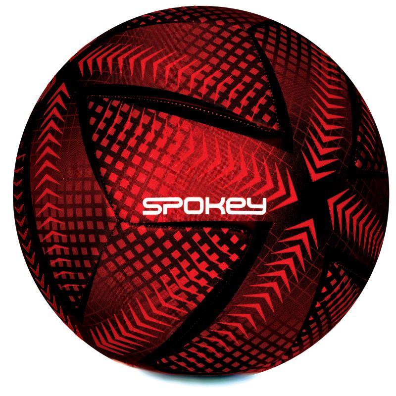 SPOKEY - SWIFT Fotbalový míč červený vel.5