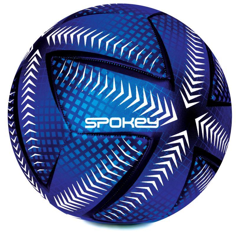 SPOKEY - SWIFT Fotbalový míč modrý s bílým vel.5