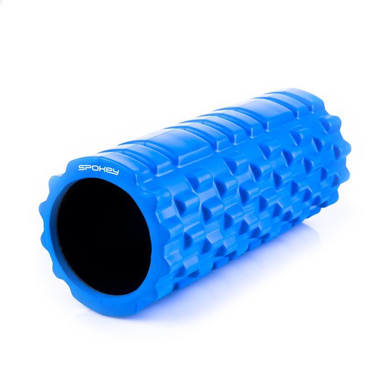 SPOKEY - TEEL II fitness masážní válec modrý