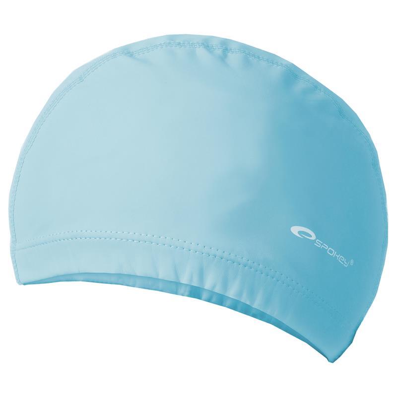 SPOKEY - TORPEDO - plavecká čepice dvouvrstvá modrá