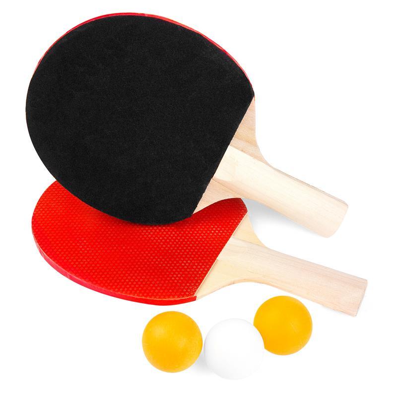 SPOKEY - TT BASIC -Sada pingpong, 2 rakety, 3 míčky