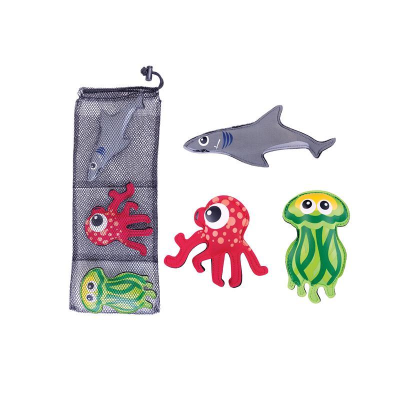 SPOKEY - ZOO 2 Hračky pro potápění - žralok, chobotnice, medůza