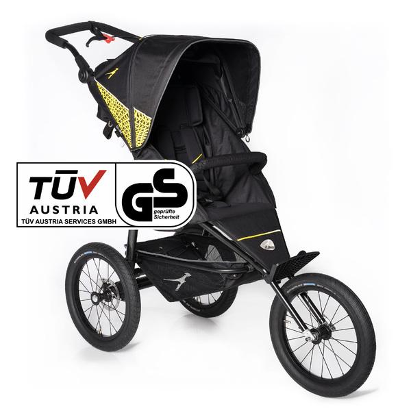 TFK - Sportovní kočárek Joggster Sport - Tap Shoe T-JS-310