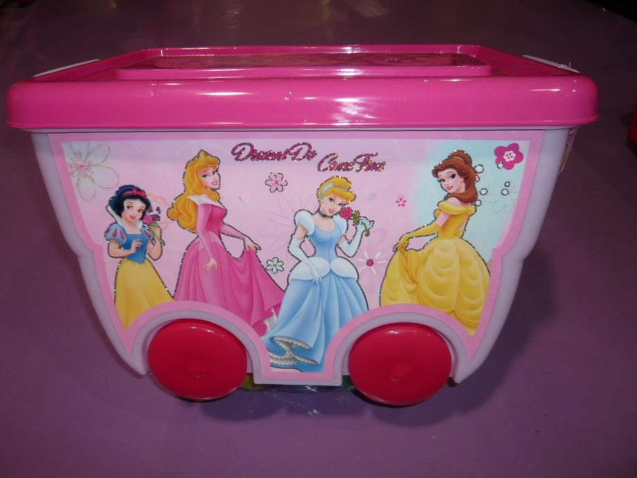 STOR - Kontejner na kolečkách Princess