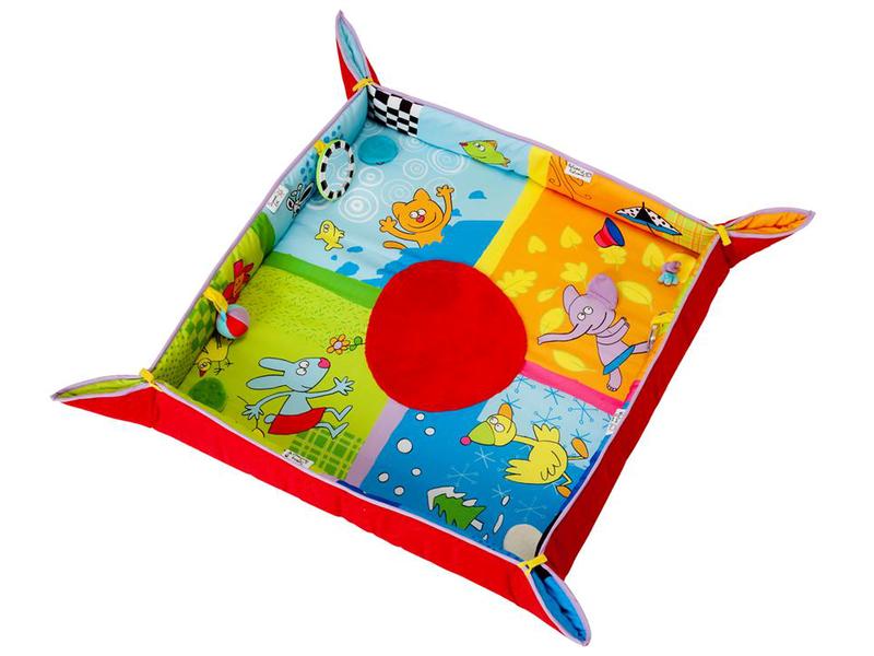 TAF TOYS - Hrací deka 4 roční období