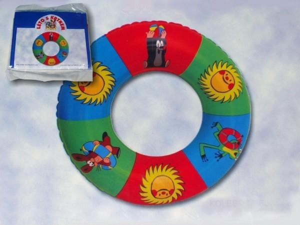 TEDDIES - Kruh Krtek nafukovací 50cm v sáčku