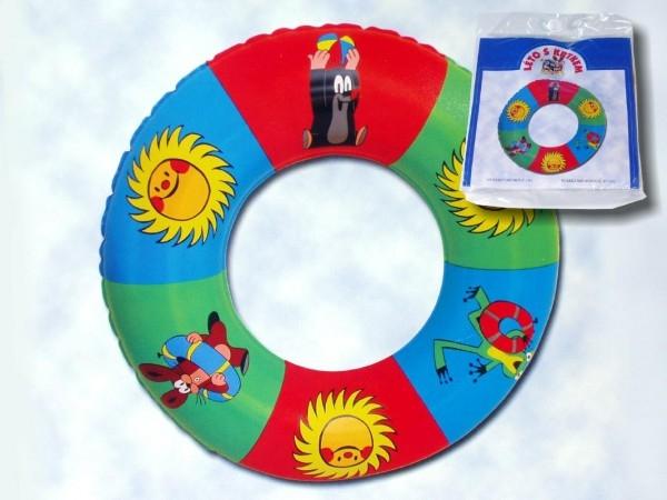 TEDDIES - Kruh Krtek nafukovací 61cm v sáčku