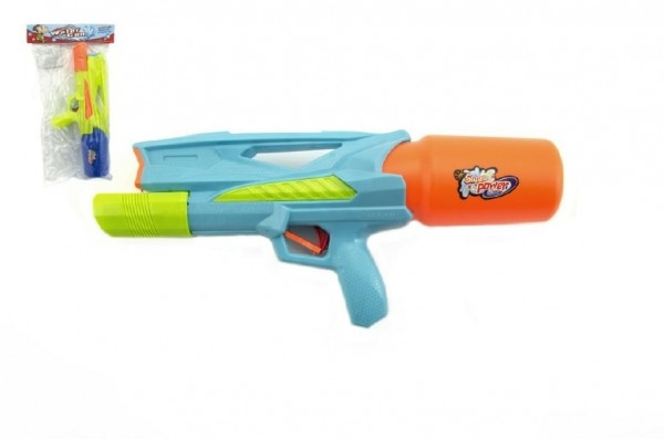 TEDDIES - Vodní pistole plast 33cm asst 2 barvy v sáčku