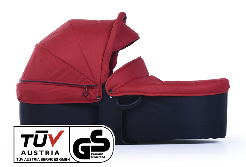 TFK - Hluboká korba Joggster Quick Fix Tango Red T-52-345