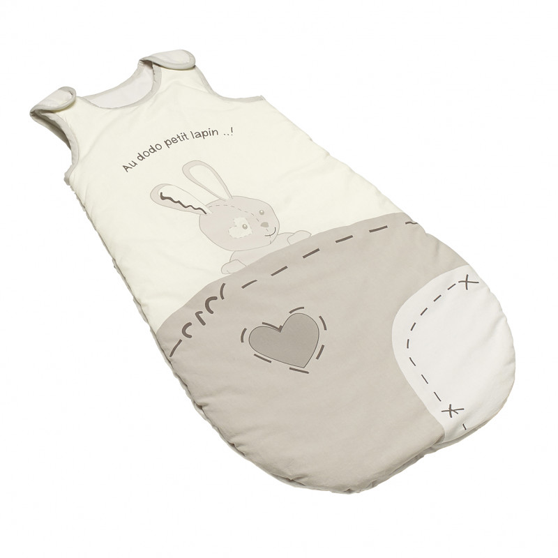 THERMOBABY - Baby Sleep spací vak - rostoucí, Goodnight Bunny