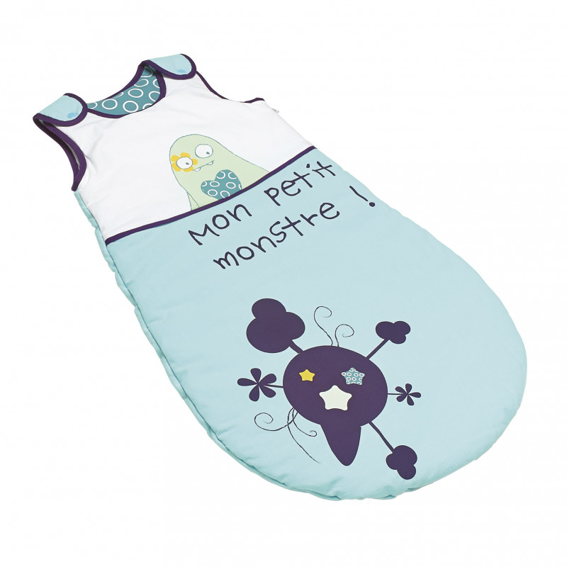 THERMOBABY - Baby Sleep spací vak - rostoucí, Little Monster