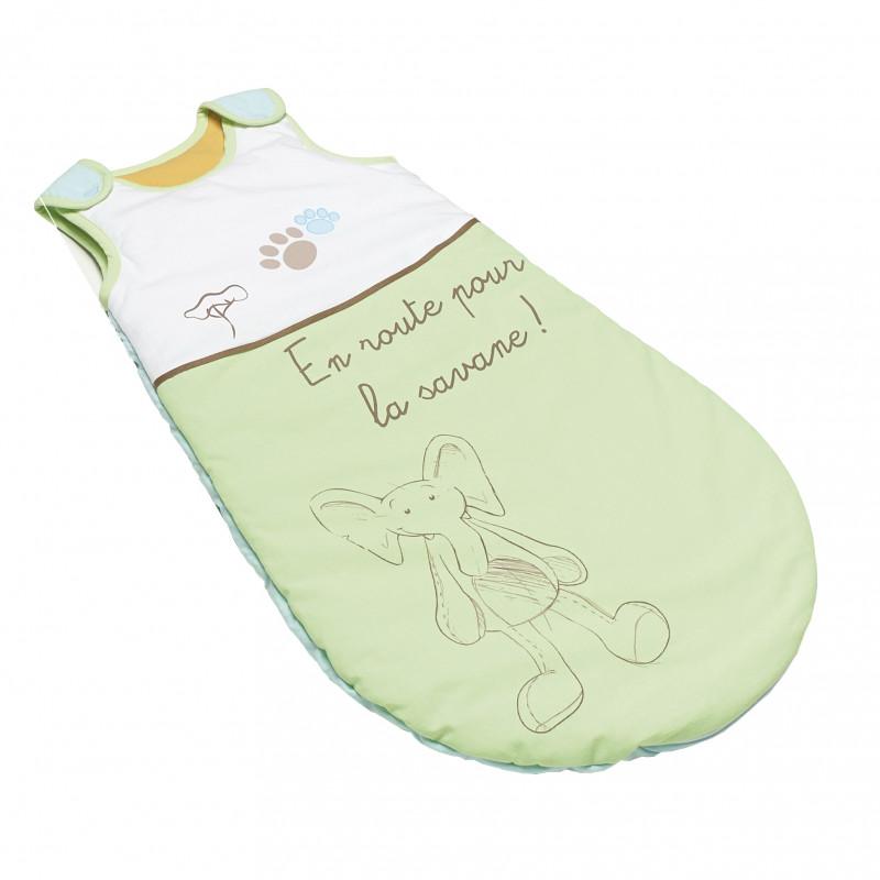 THERMOBABY - Baby Sleep spací vak - rostoucí, Savana