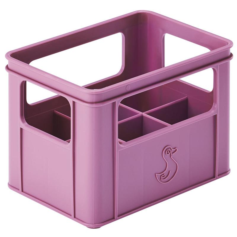 THERMOBABY - Box na kojenecké láhve - růžový