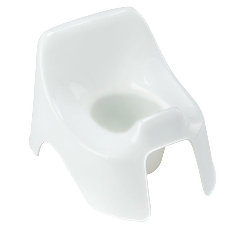 THERMOBABY - Nočník Anatomical Potty - bílý