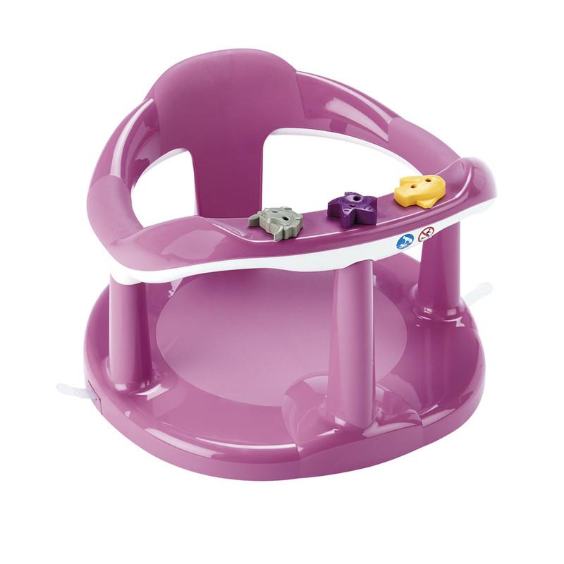 THERMOBABY - Sedátko do vany Aquababy - růžová