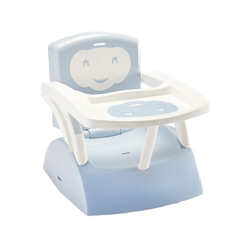 THERMOBABY - Skládací židlička, Baby Blue