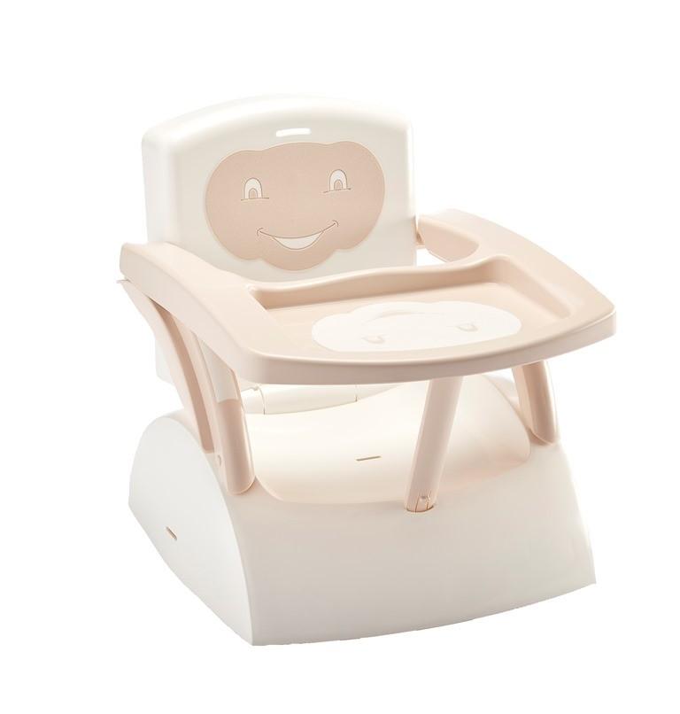 THERMOBABY - Skládací židlička, Off White