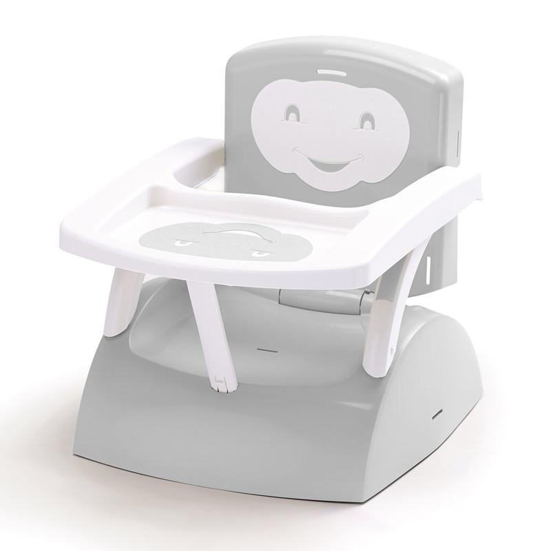 THERMOBABY - Skládací židlička - šedá