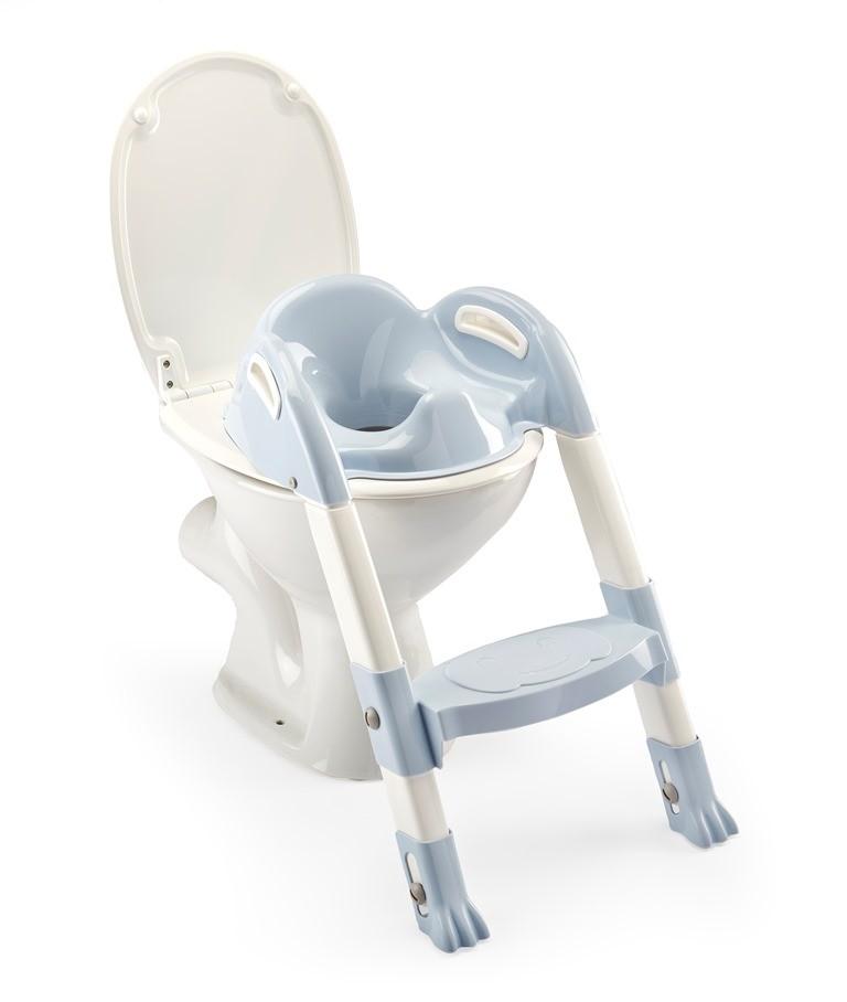 THERMOBABY - Židlička na WC Kiddyloo, Baby Blue
