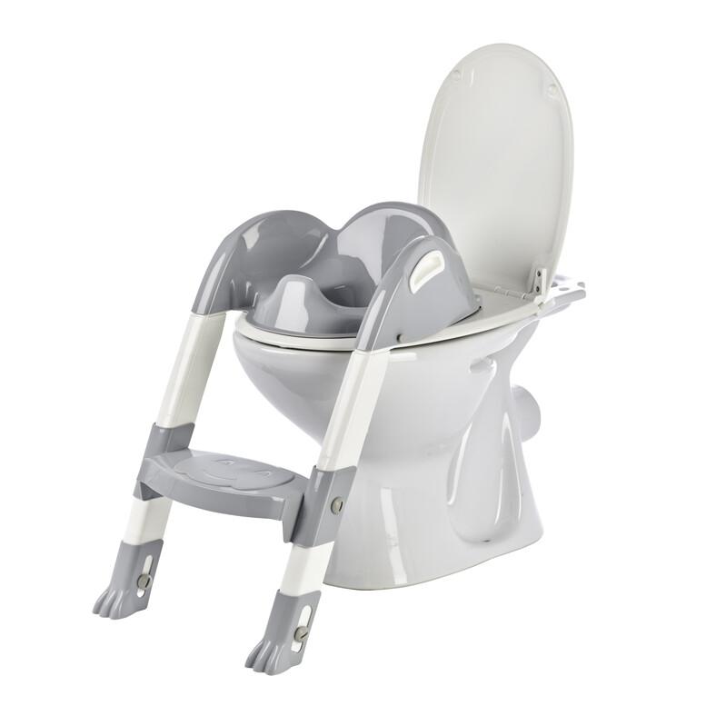 THERMOBABY - Židlička na WC Kiddyloo, Grey Charm