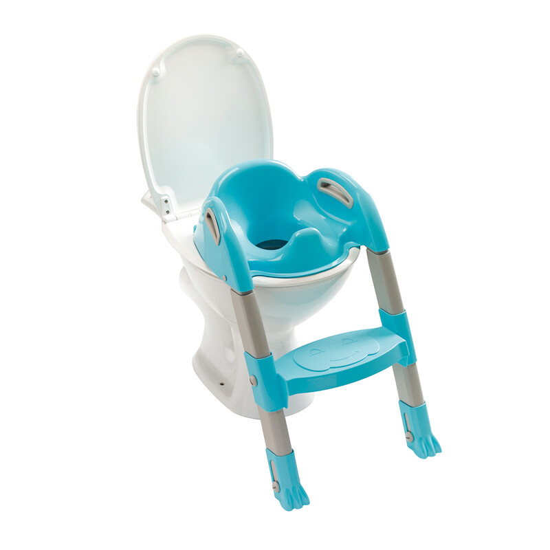 THERMOBABY - Židlička na WC Kiddyloo, Ocean Blue