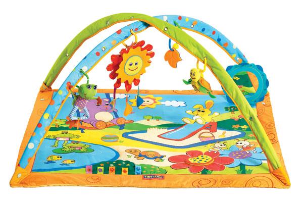 TINY LOVE - Dětský tělocvik - Slunečný den