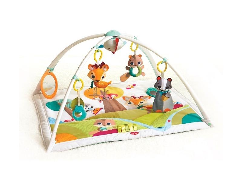 TINY LOVE - Hrací deka s hrazdou Gymini Into the Forest