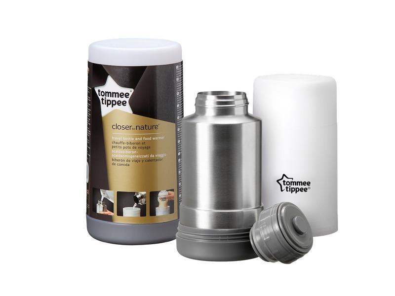TOMMEE TIPPEE - Termoska a cestovní ohřívač lahví C2N