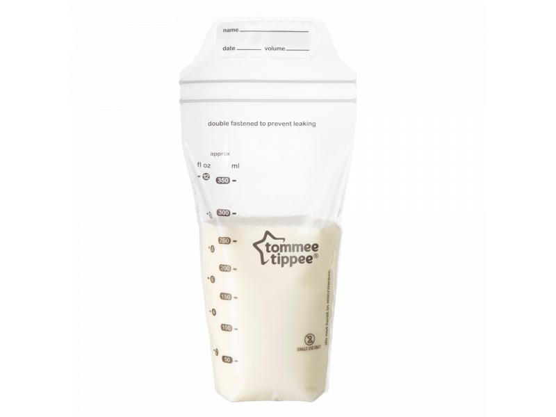TOMMEE TIPPEE - Sáčky na mateřské mléko 36ks