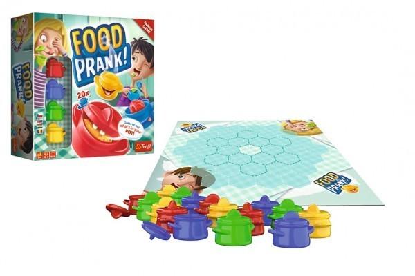 """TREFL - hra Food Prank """"Žertování s jídlem"""""""