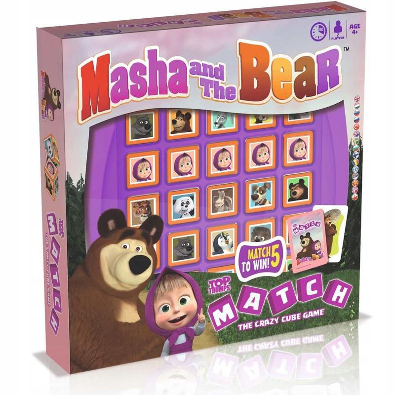 TREFL - hra Máša a medvěd Match