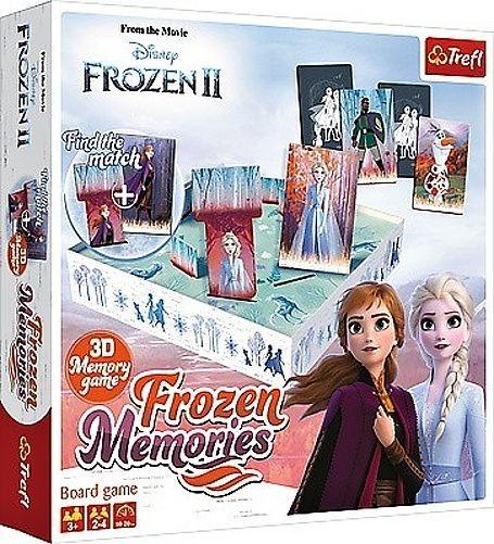 TREFL - hra Memories Frozen 2