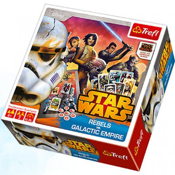 TREFL - hra Star Wars Rebels versus Galactic Empire